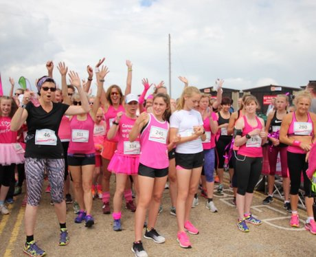 Heart Angels: Herne Bay Race For Life (26th June 2