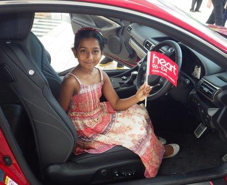 Lexus at INTU Milton Keynes