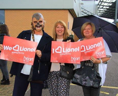 Lionel Richie Live In Colchester