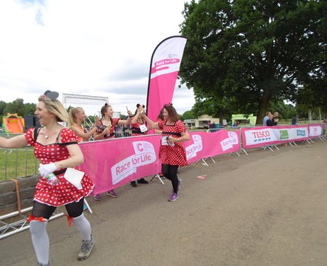 Race for Life Stoneleigh Park