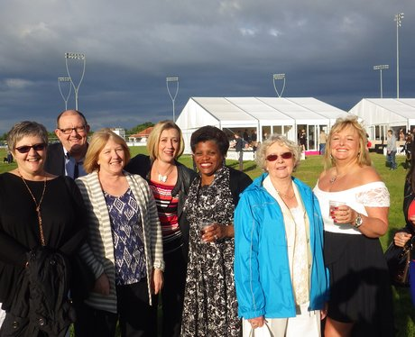 Simply Red at Chelmsford City Racecourse