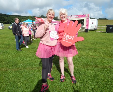 Heart Angels at Brighton Pretty Muddy