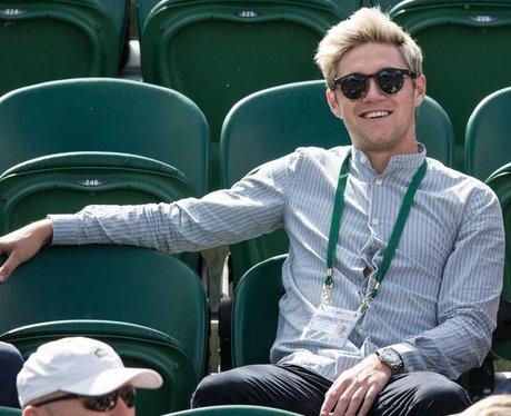 Niall Horan Wimbledon