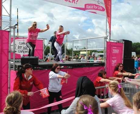 Race For Life Meadowhall