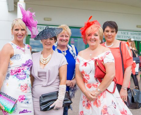 Great Yarmouth Racecourse Ladies Night 2016