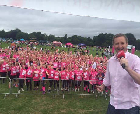 Heart Angels at Maidstone Pretty Muddy