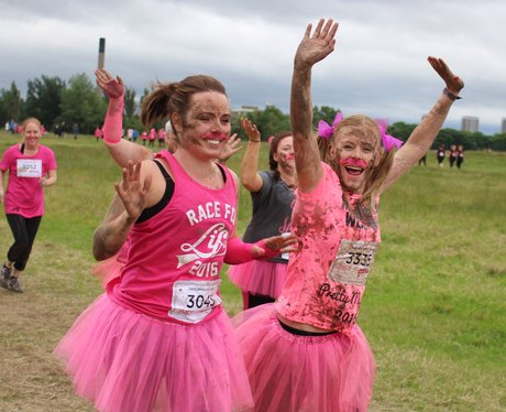 Heart Angels: Race for Life  - Pretty Muddy