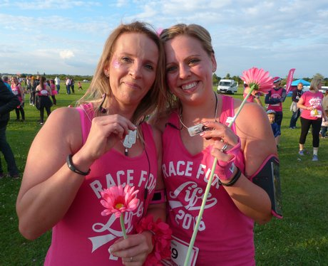 Race for Life Epping 2016