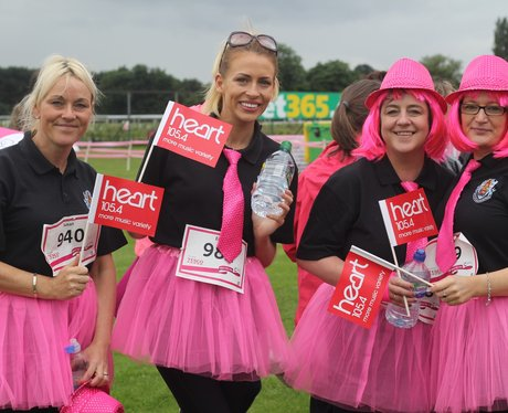 Race for Life:Haydock 2016
