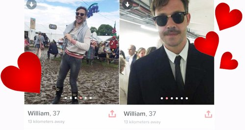 will young dating