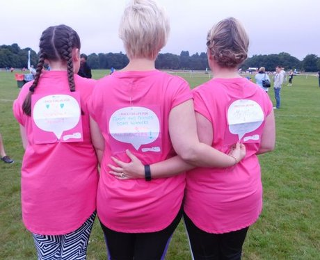 Heart Angels: Cardiff Race for life (17.06.16)