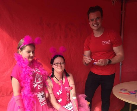 Heart Angels: Race For Life - Durham