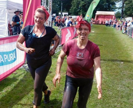 Heart Angels:Swansea Pretty Muddy (23/07/16)