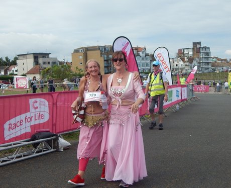 Race for Life Margate 2016 Pt2.