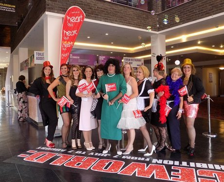 Rocky Horror Show at the Watford Colosseum