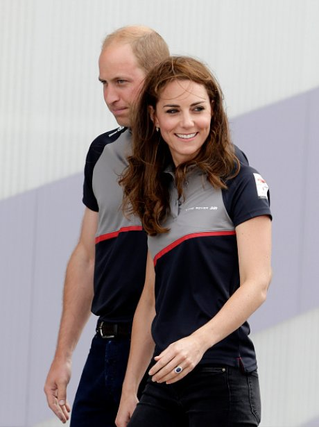 Prince William, Duchess Of Cambridge, attend, Amer