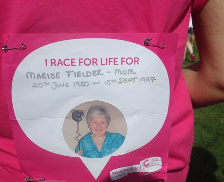 Race for Life St Albans 2016