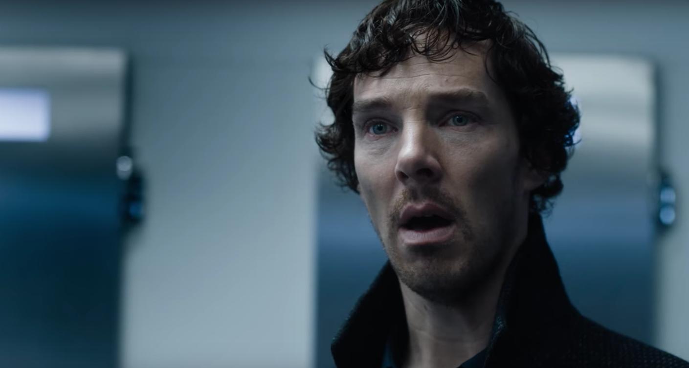 Sherlock teaser trailer
