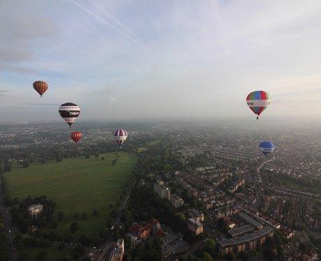 Bristol Ballon Fiesta Press Launch 2016