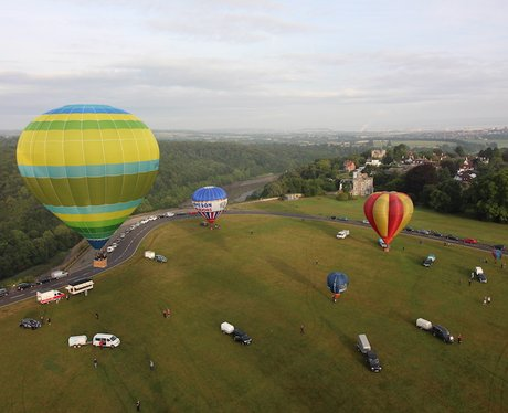 Bristol Ballon Fiesta Press Launch 2016
