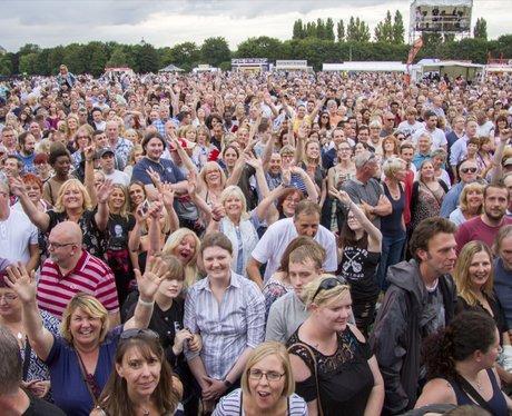 Bryan Adams Live In Peterborough
