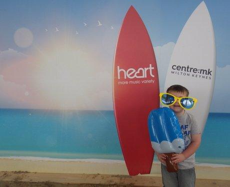 Centre:mk Summer Beach - 31st Aug 2016