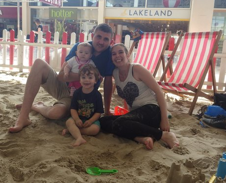 Centre:mk Summer Beach - 6th Aug 2016