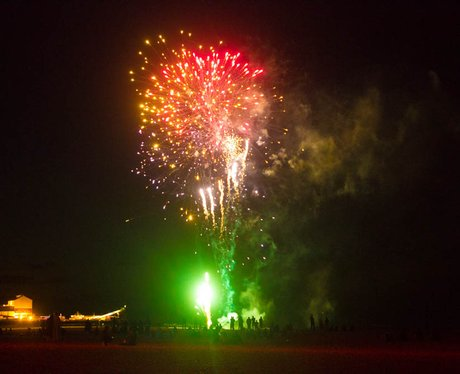 Great Yarmouth Fireworks 2016 Wk 2