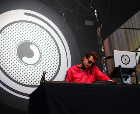 Newmarket Nights with Mark Ronson