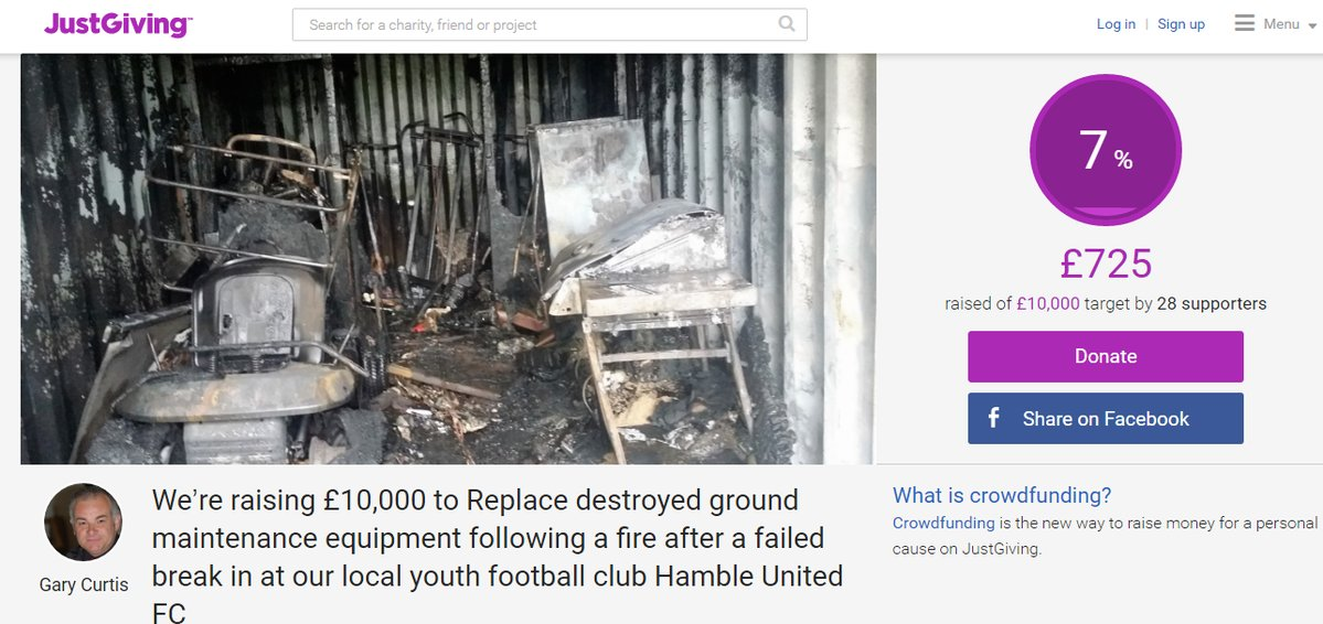 hamble crowdfund