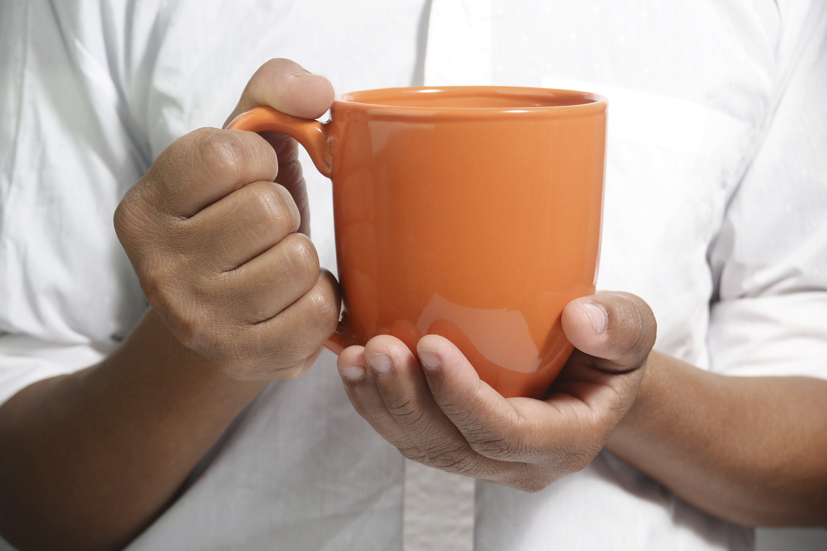 mug holding