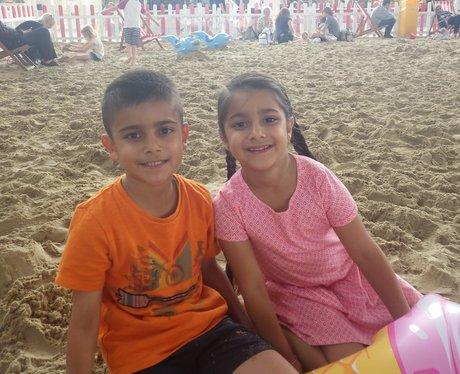 Summer Beach at Centre:mk 2016