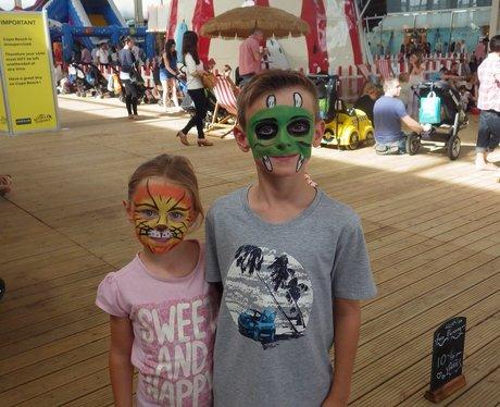 Centre:mk Summer Beach - 13th Aug 2016