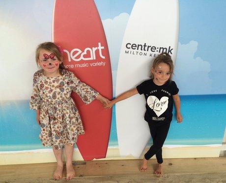 Centre:mk Summer Beach - 14th Aug 2016