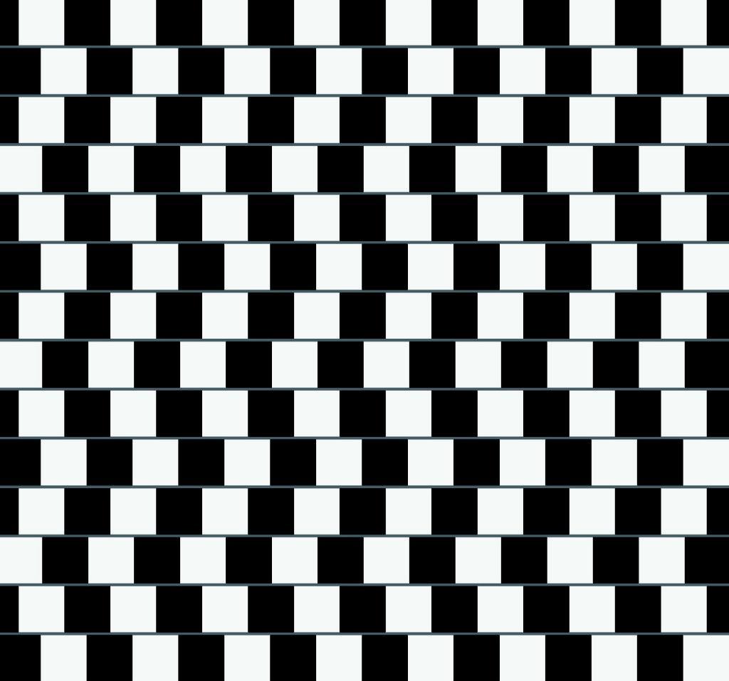 Coffeehouse ®Thomas_Hunt optical illusion