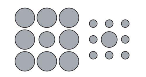 Doherty Circles optical illusion
