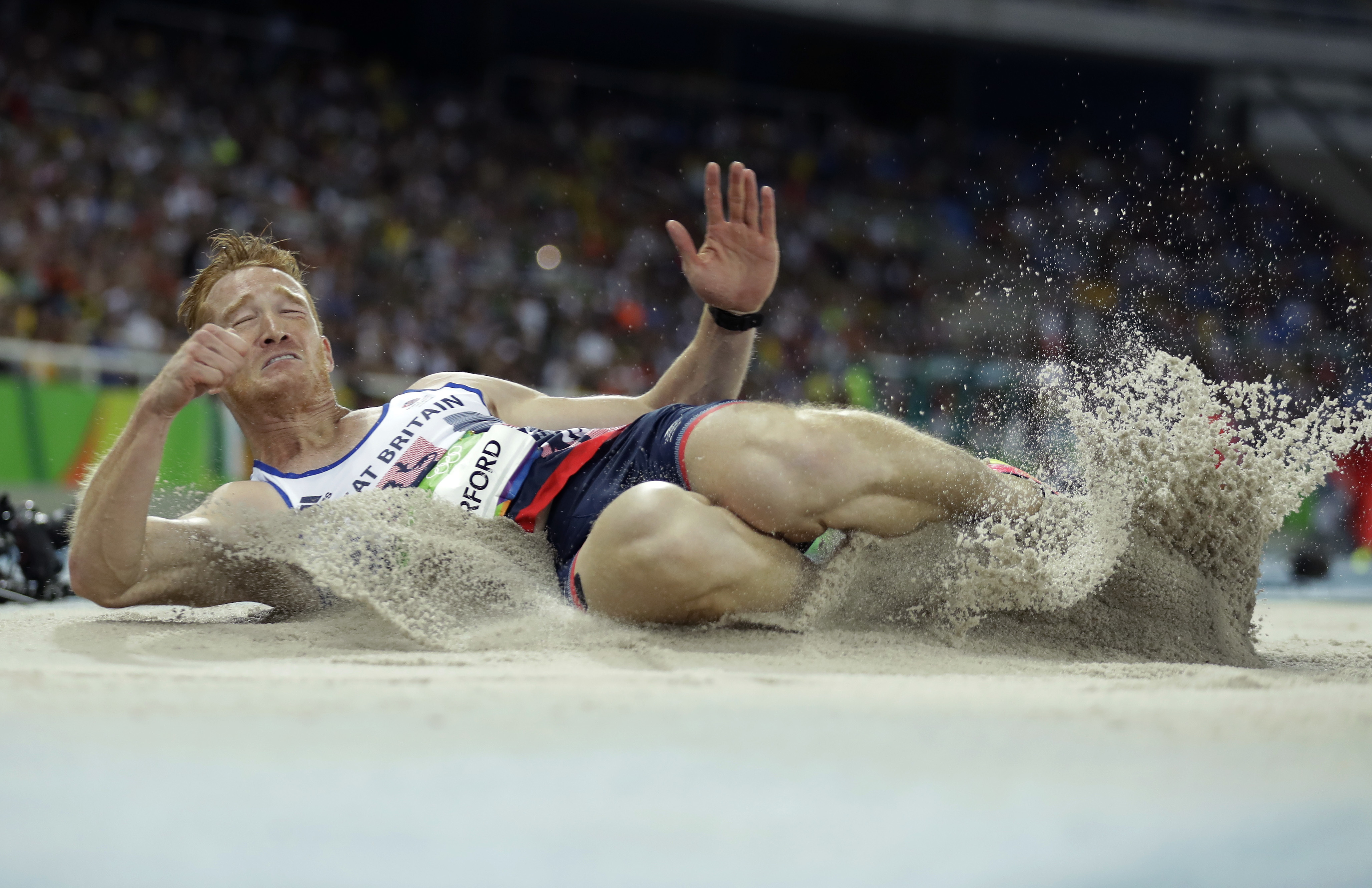 Greg Rutherford Rio Bronze 2