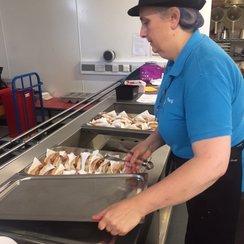 Lakenham Primary food bank