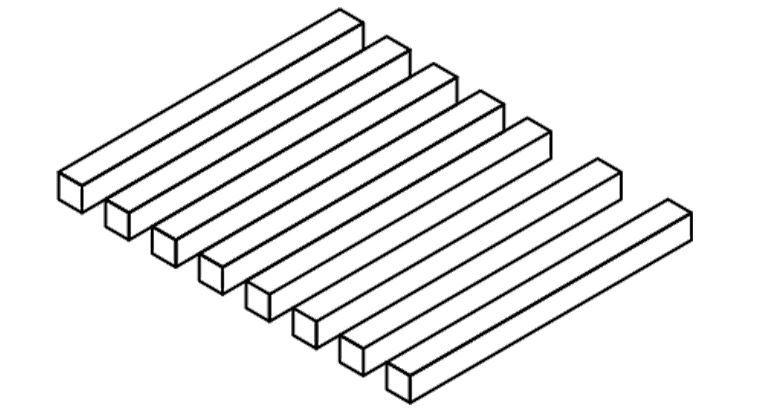 Number of rectangles illusion