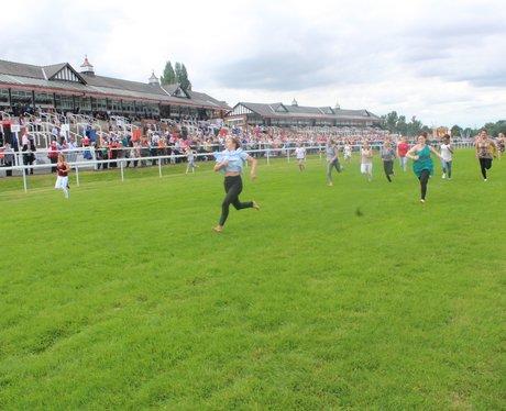Pontefract Races - Flying Fillies