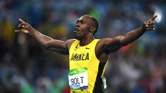 Medal Winning Moments: Bolt OFFICIALLY Announces ...