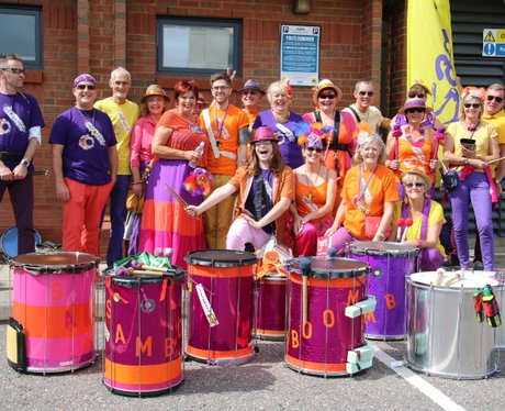 Beccles Carnival 2016