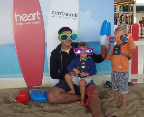 Centre:mk Summer Beach - 21st Aug 2016