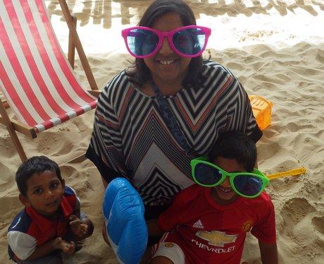 Centre:mk Summer Beach - 24th Aug 2016
