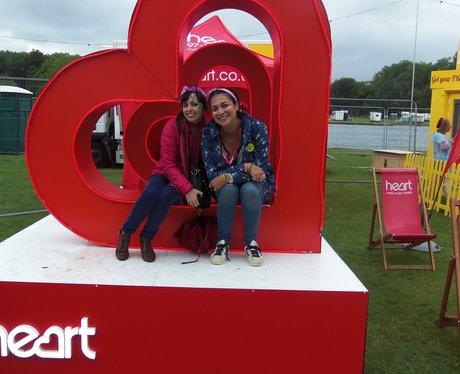 Rewind Festival - Saturday - The Giant Heart