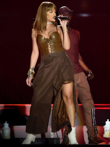 Rihanna V Festival