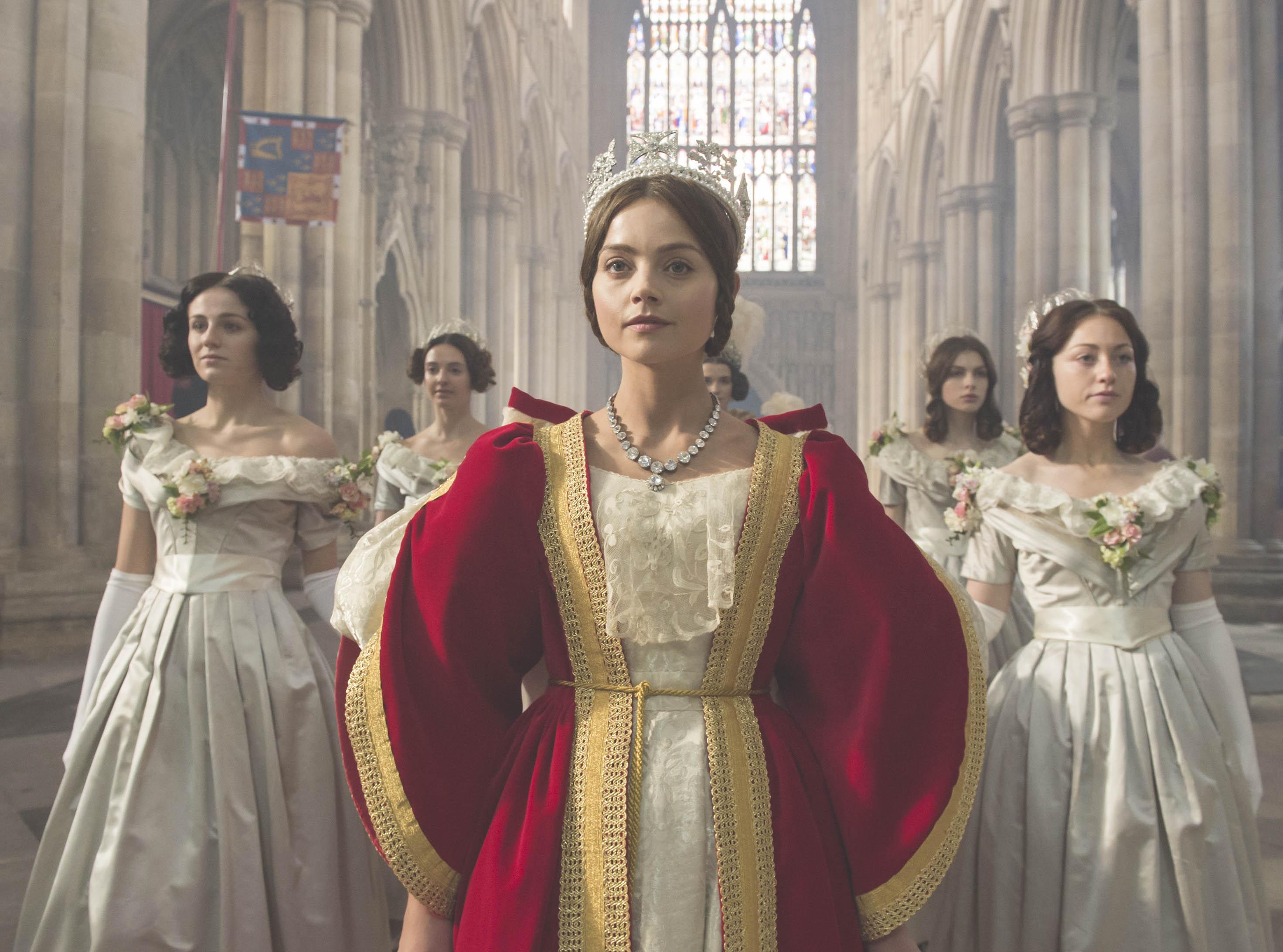Victoria _ BBC One Film Still
