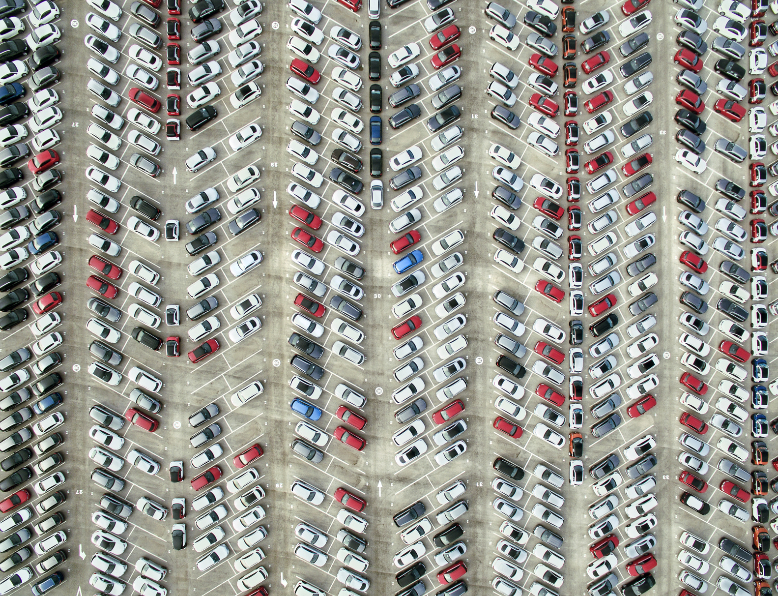 what maths can teach us about car parks