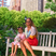 Image 10: Beyonce and Blue Ivy Pose For The Camera At The Pa