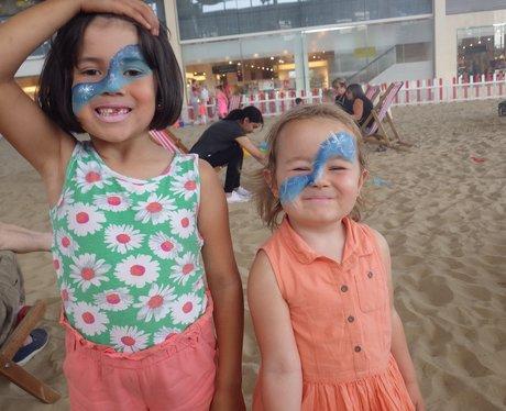 Centre:mk Summer Beach - 1st September 2016